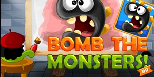 Bomb the Monsters