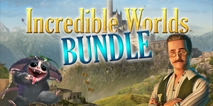 Incredible Worlds Bundle