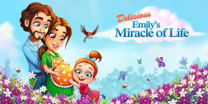 Delicious 15: Emily's Miracle of Life 204160