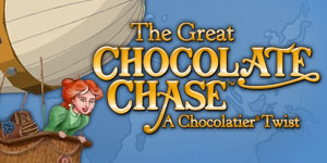 The Great Chocolate Chase - A Chocolatier Twist