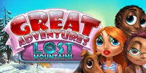 Great Adventures - Lost in Mountains