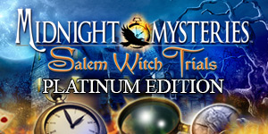 Midnight Mysteries - Salem Witch Trials Platinum Edition