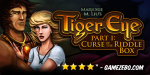 Tiger Eye - Part 1 - Curse of the Riddle Box