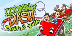 Cooking Dash 3 - Thrills & Spills