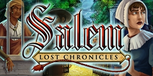Nat Geo Games - Lost Chronicles - Salem