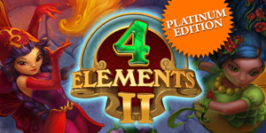 4 Elements II Platinum Edition
