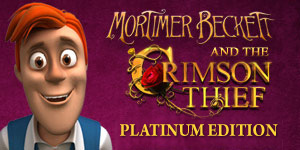 Mortimer Beckett and the Crimson Thief Platinum Edition