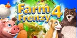 Farm Frenzy 4 Gamehouse