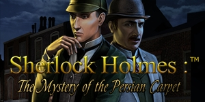 Sherlock Holmes and the Mystery of the Persian Carpet