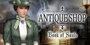 Antique Shop 2 - Book of Souls Platinum Edition