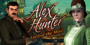 Alex Hunter - Lord of the Mind