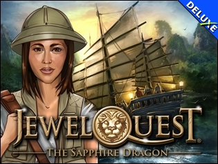 Jewel Quest - The Sapphire Dragon Platinum Edition