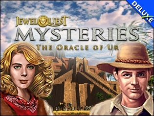 Jewel Quest Mysteries -The Oracle of Ur Platinum Edition