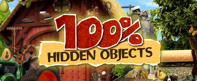You don't want an winding mystery adventure. You want an abundance of hidden object scenes! Your goldmine awaits in 100% Hidden Objects!