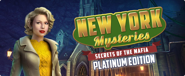 In New York Mysteries - Secret of the Mafia, a mysterious hidden object game, mafia bosses and children have disappeared. Can you find them?
