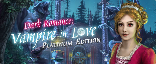 Play Dark Romance - Vampire in Love and take on the rolls of two impossible lovers. Seek-and-find to reunite Enron, son of the cruel Count Dracula, and his human love Emily.