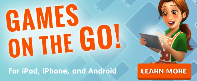 Games for your phone or tablet!