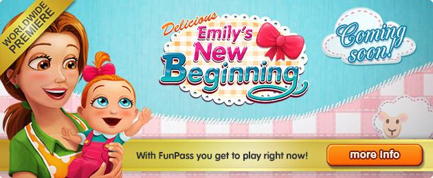 Delicious emily new beginning knock caroldoey