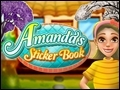 Amanda's Sticker Book Deluxe