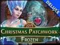 Christmas Patchwork - Frozen
