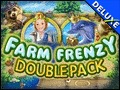 Double Pack Farm Frenzy Ancient Rome Gone Fishing