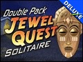 Double Pack Jewel Quest Solitaire