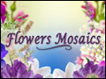 Flowers Mosaics Deluxe