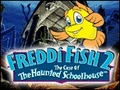 Freddi Fish 2 - The Case of the Haunted Schoolhouse