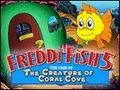 Freddi Fish 5 - The Case of The Creature of Coral Cove