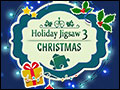 Holiday Jigsaw Christmas 3 Deluxe