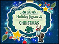 Holiday Jigsaw Christmas 4 Deluxe