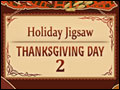 Holiday Jigsaw Thanksgiving Day 2 Deluxe