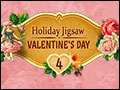 Holiday Jigsaw Valentine's Day 4 Deluxe
