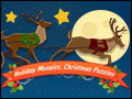 Holiday Mosaics Christmas Puzzles Deluxe