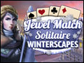 Jewel Match Solitaire Winterscapes Deluxe