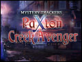 Mystery Trackers - Paxton Creek Avenger Deluxe