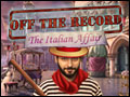 Off the Record - The Italian Affair Deluxe