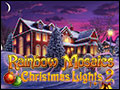 Rainbow Mosaics - Christmas Lights 2 Deluxe
