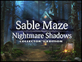 Sable Maze - Nightmare Shadows Deluxe