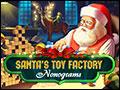 Santa's Toy Factory Nonograms Deluxe