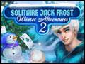 Solitaire Jack Frost Winter Adventures 2 Deluxe