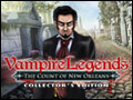 Vampire Legends - The Count of New Orleans Deluxe