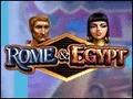 WMS Rome & Egypt Slot Machine