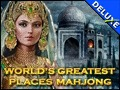 World's Greatest Places Mahjong Deluxe