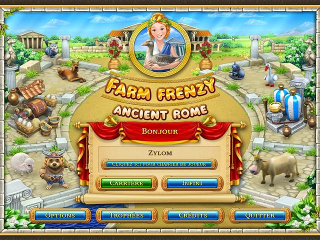 Farm Frenzy - Ancient Rome Deluxe [FR] [Multi]
