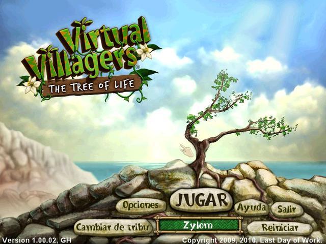 Virtual Villagers 4: The Tree of Life Для iPhone cкачать игру Виртуальные Ж