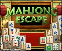Mahjong Escape - Ancient China