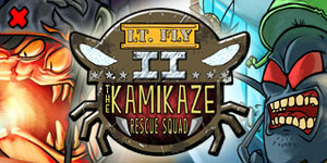 Lt. Fly II - The Kamikaze Rescue Squad