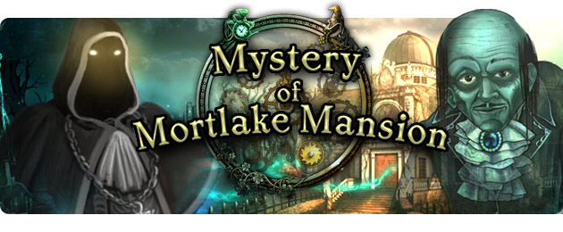 Break the dark spell binding you to an eerie abode in the online version of Mystery of Mortlake Mansion, a haunting tale of pure survival.