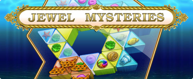 The map says this is the spot. Dive deep and discover the treasure of golden coins and powerful bonuses in Jewel Mysteries, a FREE fast-paced match 3 game.